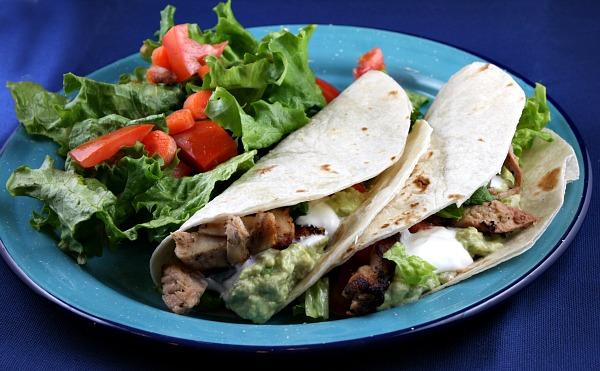 Beer-Marinated Chicken Tacos Recipe — Dishmaps