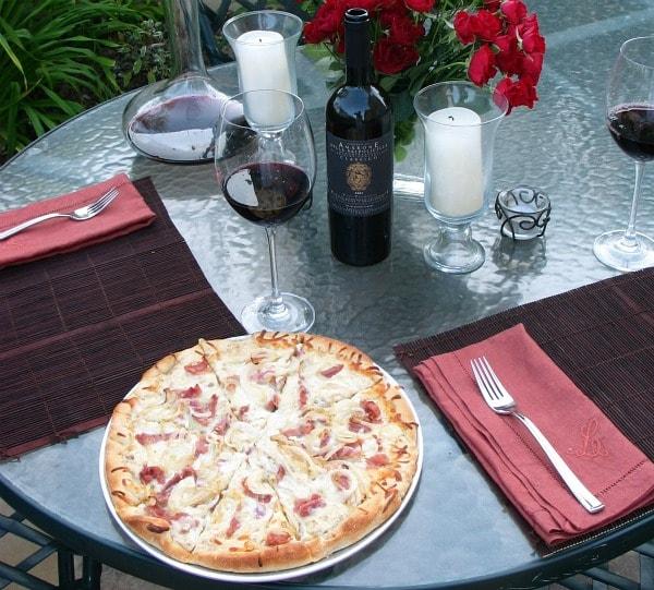 Bertucci's Nolio Pizza