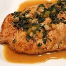 Chicken Breasts Diane