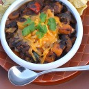 Grilled Vegetable Chili 5
