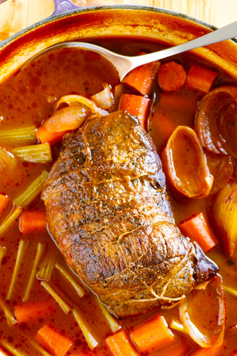 Merlot Pot Roast