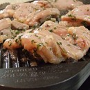 chicken thighs with thyme and lemon