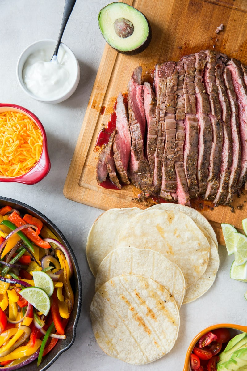 flank steak for tacos