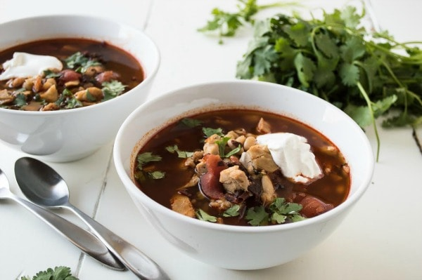 Chipotle Chicken Tomato Soup