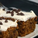 Chocolate Chip Pumpkin Spice Bars 6