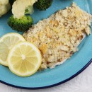 Lemon Crumb Filet of Sole