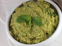 Spicy White Bean & Avocado Dip