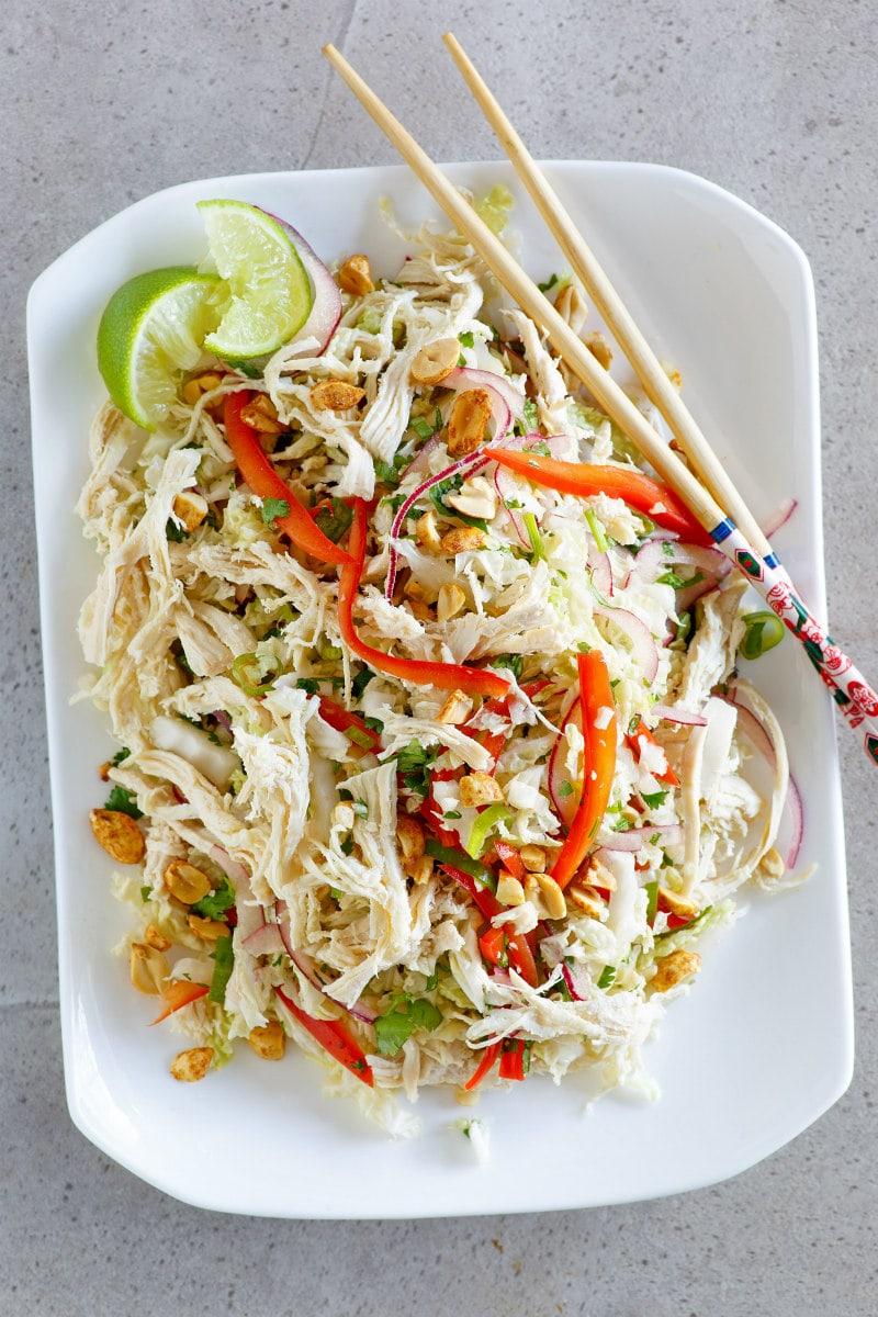 Asian Turkey Salad