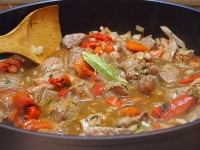 Basque Lamb Stew