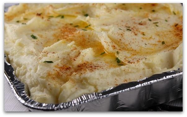 how to make nice mash potato