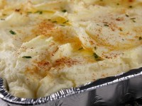 Creamy Oven Baked Mashed Potatoes