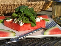 Grilled Watermelon Salad 3