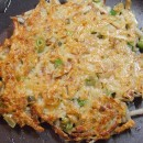 Potato Scallion pancakes