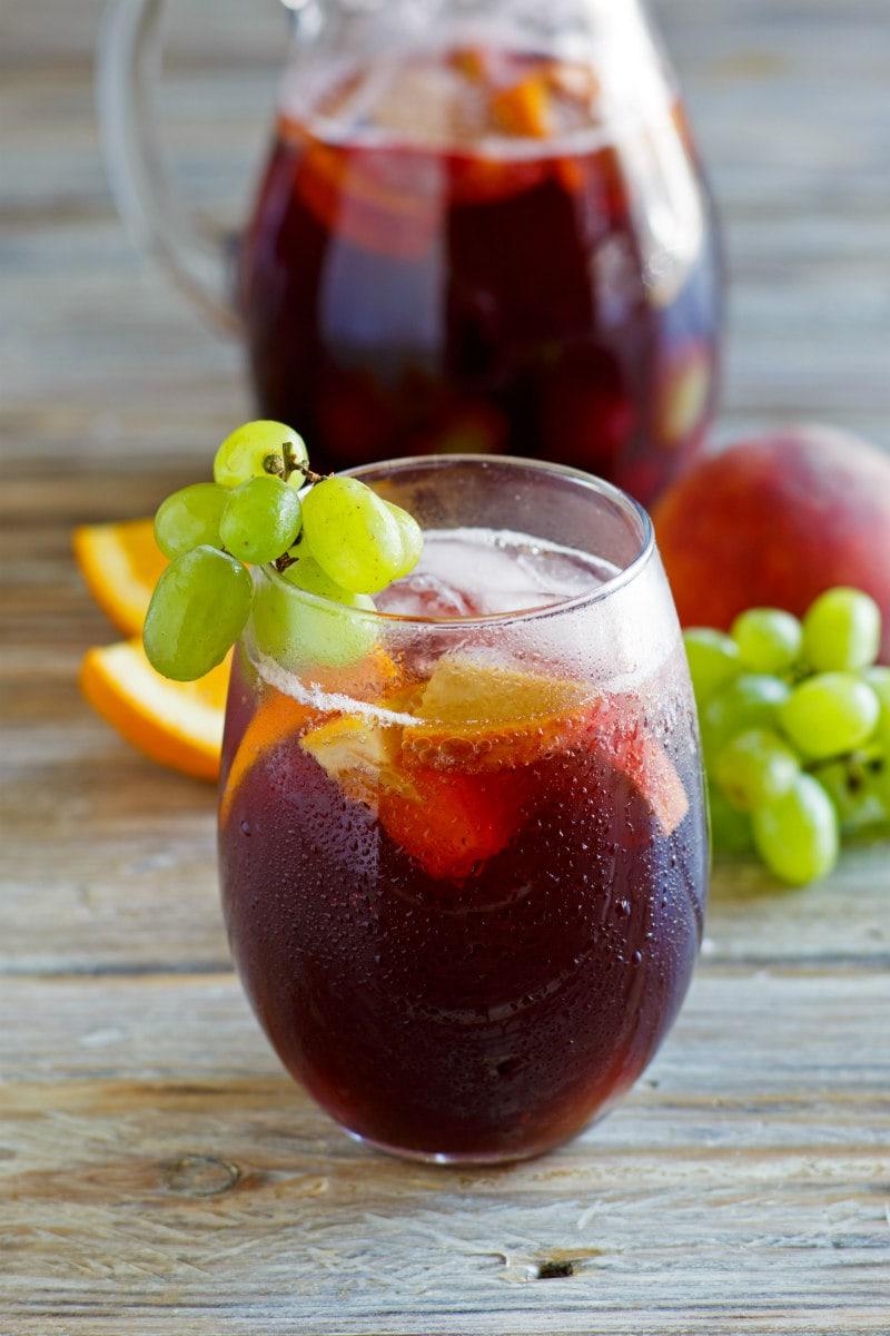 Grape Sangria