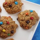 Agave and Honey Oatmeal MM Cookies