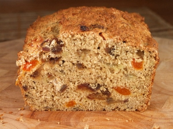 Whole Wheat Healthy Banana Bread Recipe Girl