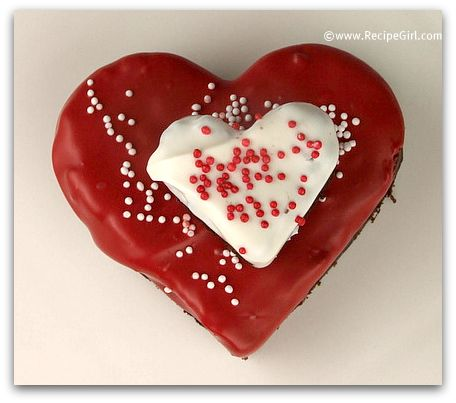 Edible hearts