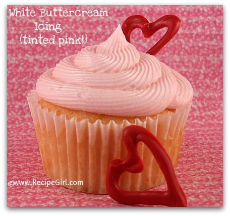 whitebuttercreamicing