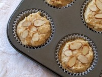 Meyer Lemon Ricotta Muffins 1