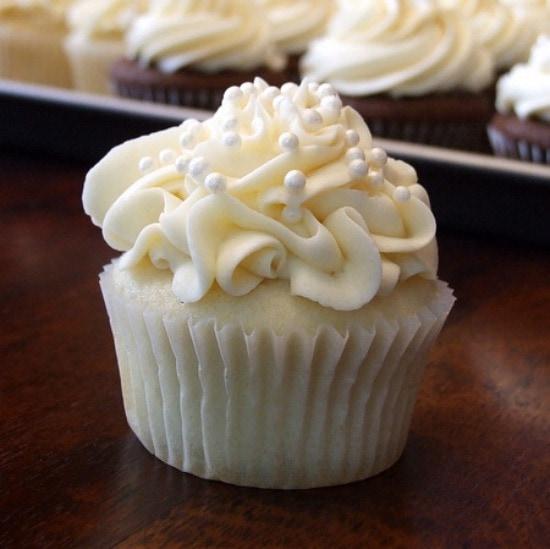 How to Make Wedding Cupcakes   Recipe Girl