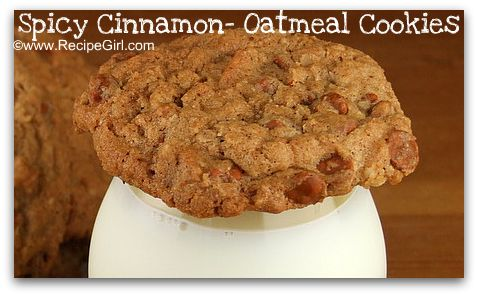 spicy-oatmeal-cookies