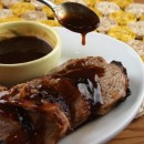 Glazed Pork Tenderloin with Pineapple 3