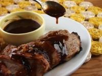 Glazed Pork Tenderloin with Pineapple 3