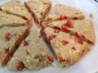Strawberry Scones 2