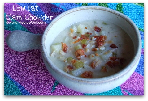 low-fat-clam-chowder