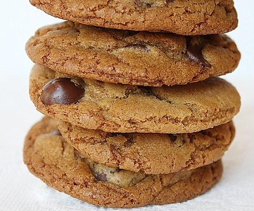 Brown Butter Chocolate Chip Cookies 4
