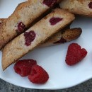 Raspberry Lemonade Biscotti 3