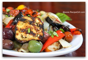 Grilled Vegetable Salad1