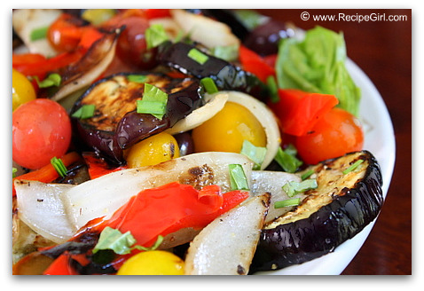 Grilled Vegetable Salad4
