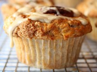 Maple Drizzled Apple Muffins 2