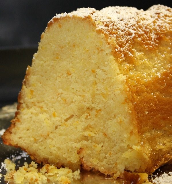 Orange Cake for a Portuguese Dinner Party Menu