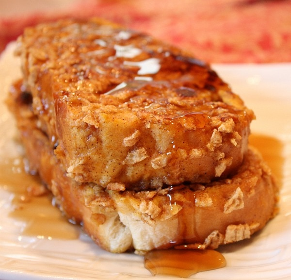 This recipe can be found here: Pumpkin French Toast