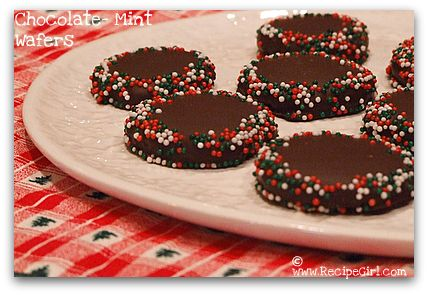 Top Ten Favorite Christmas Cookie Candy Recipes Recipe Girl