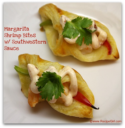 Margarita Shrimp Bites