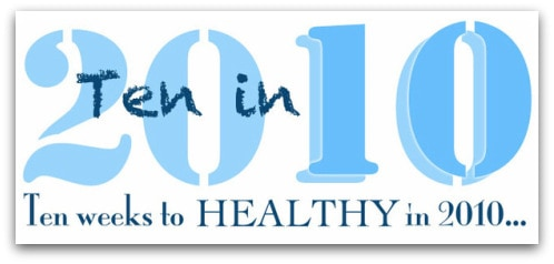 Ten in 10 Logo
