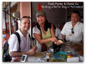 Dianne & Todd @ Zihua Mkt