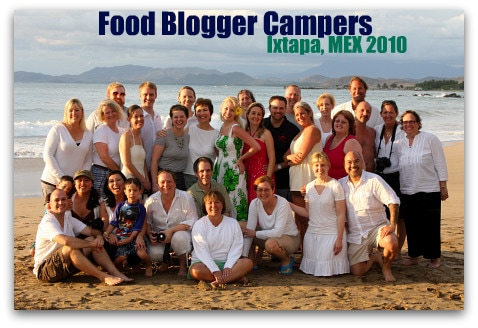 Food Blogger Camp Attendees 2010