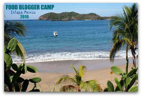Food Blogger Camp Ixtapa 2