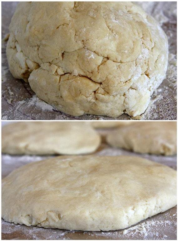 dough for beef empanadas