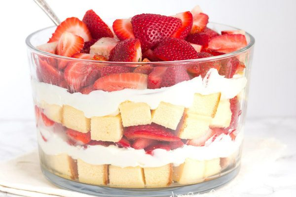 Best Yummy Recipes Strawberry Cake