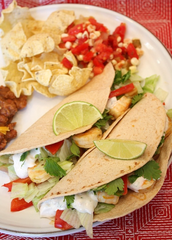 Grilled Fish Tacos With Chipotle-Lime Dressing Recipes — Dishmaps