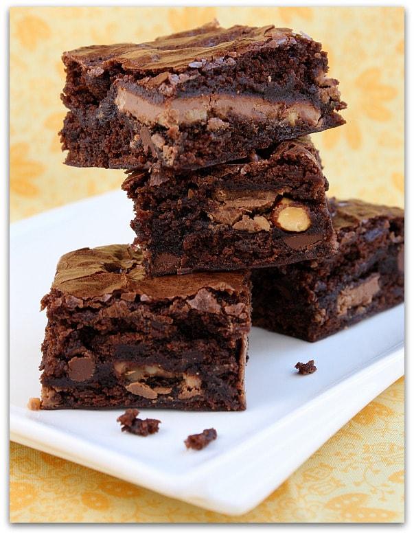 Symphony Brownies Recipe