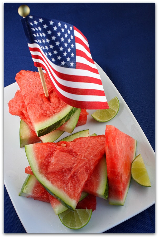 Th of july watermelon recipes
