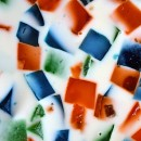 Sea Glass Jello 1
