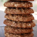 Lowfat Chocolate Chip Oatmeal Cookies 4