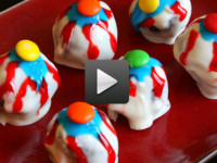 Eyeball Truffles
